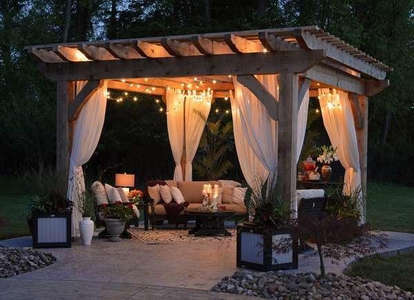 Backyard Pergola, Pergola Patio Ideas