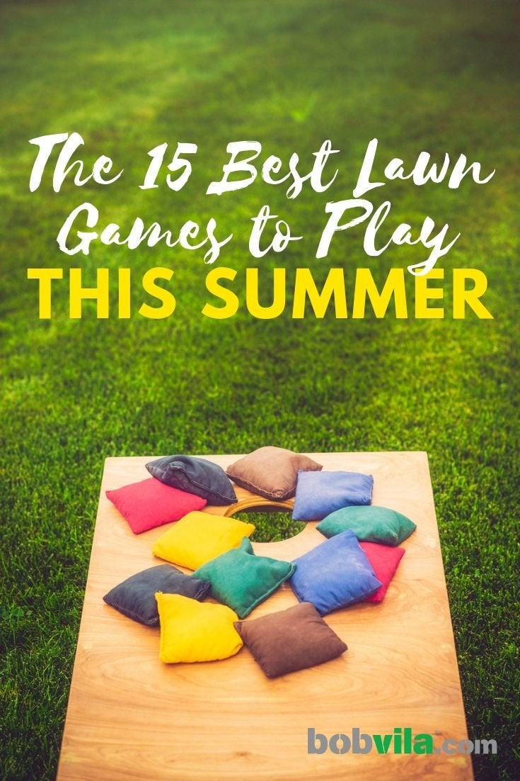 The 15 Best Lawn Games To Play This Summer Bob Vila