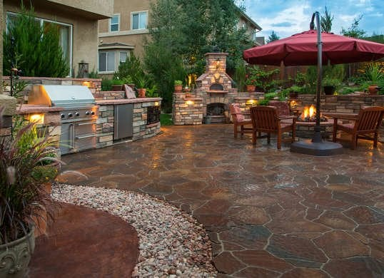 Patio Design Today S 7 Most Popular Materials Bob Vila