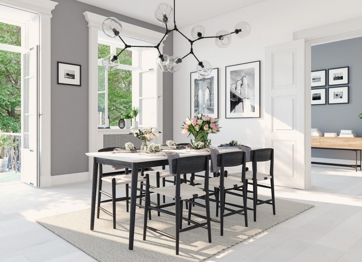 Dining Room Lighting Ideas For Every Design Style Bob Vila Bob Vila