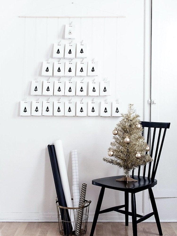 40 Diy Advent Calendars Bob Vila