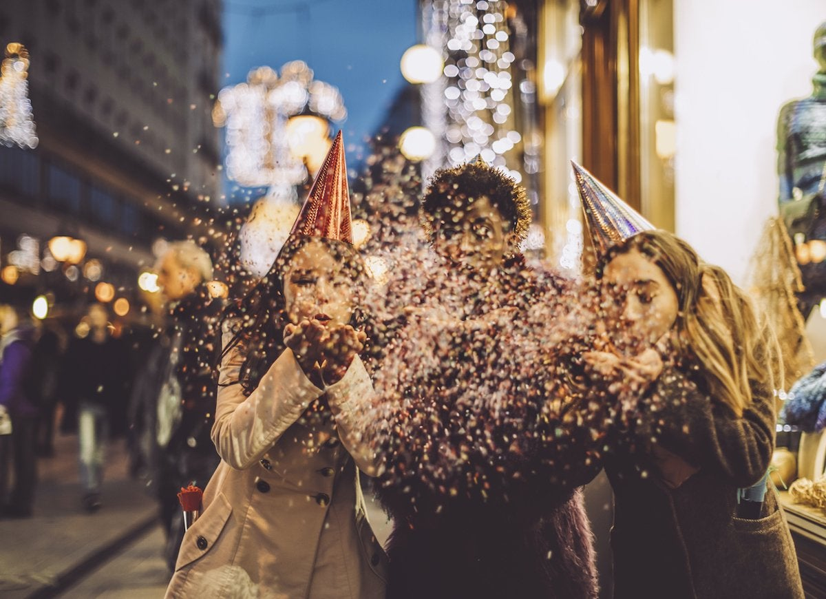 15 U.S. Towns with Wacky New Year's Traditions