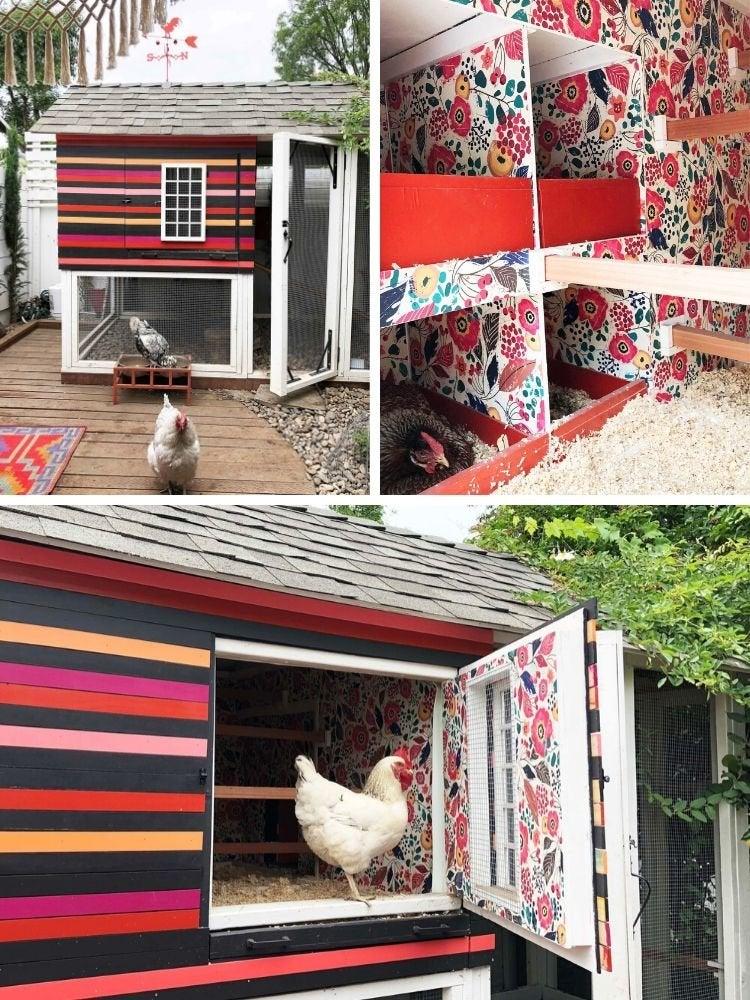 Diy Chicken Coops 20 Inspiring Designs Bob Vila