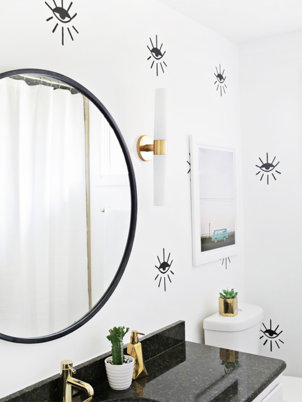 10 Bathroom Improvements That Only Took Paint Bob Vila