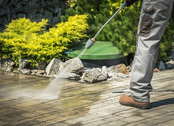 Things You Can Clean With a Pressure Washer