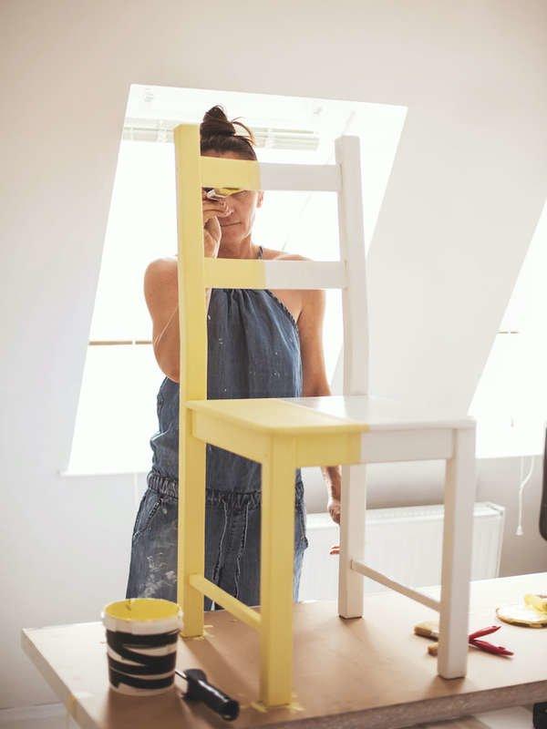 Easy Painting Ideas 20 Diy Home Decor Projects Bob Vila
