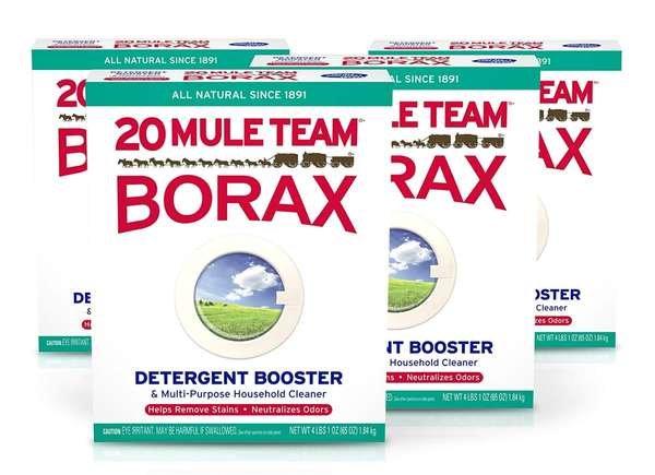 List of Borax Uses