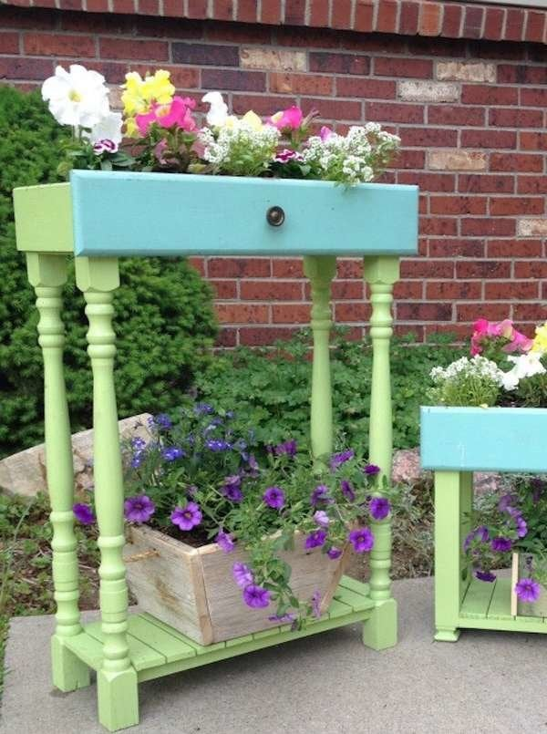 Diy Planter 13 Designs To Create With, How To Make Outdoor Flower Pots