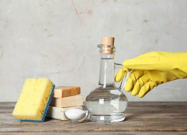 Вещи, которые нельзя чистить уксусом