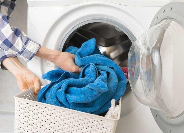 Не мойте стиральную машину уксусом