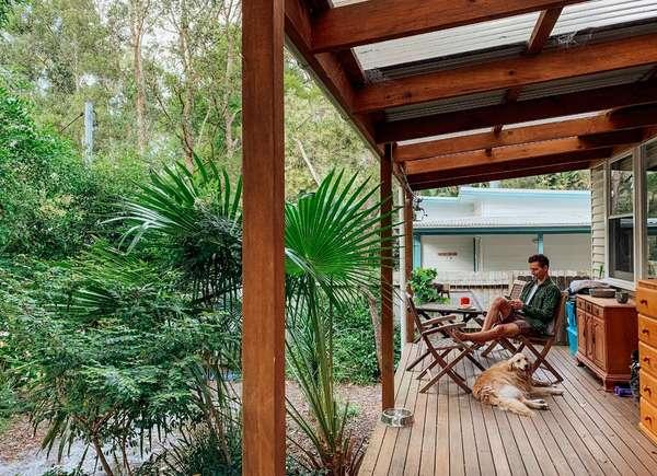 build deck curb appeal