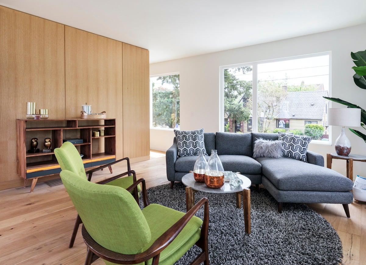 11 Retro Living Rooms Ideas We Almost, Retro Living Room