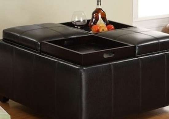 12 Best Storage Ottomans To Clear Clutter With Style Bob Vila - Are Ottoman Coffee Tables Still In Style