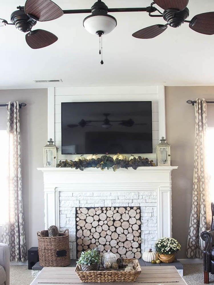12 Beautiful Diy Fireplace Ideas Bob Vila