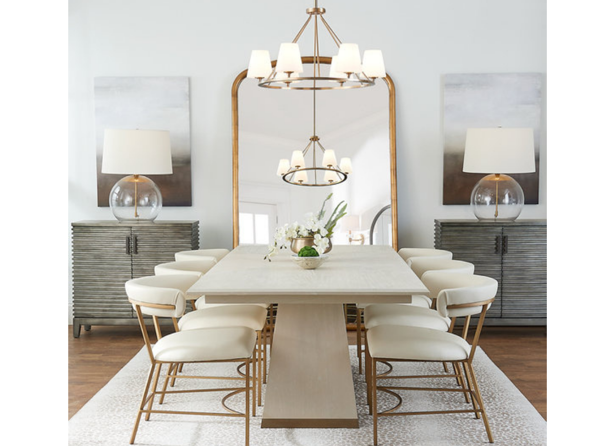 10 Ways To Decorate With Floor Mirrors That Are Right On Trend Bob Vila