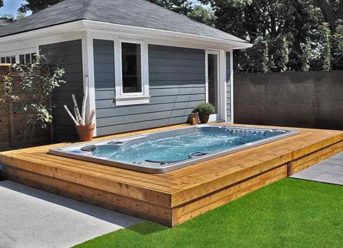 15 Hot Tub Deck Ideas For A Relaxing Backyard Bob Vila