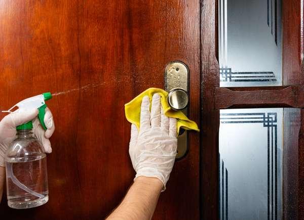 venta de casa de puerta limpia