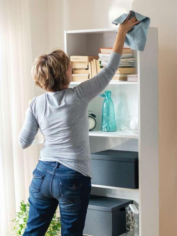 venta de muebles de polvo casa