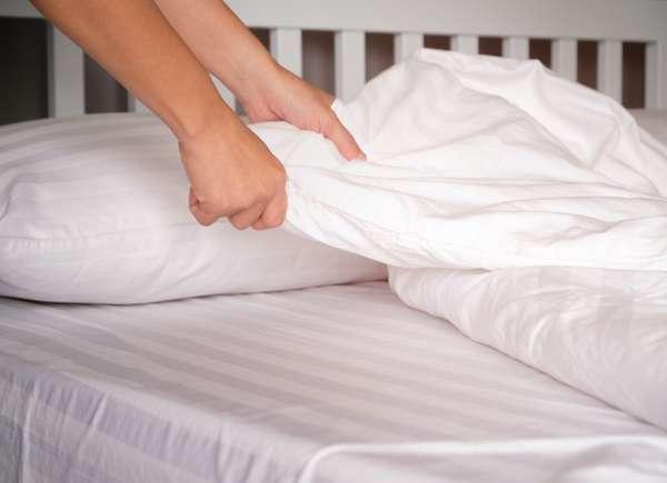 Reemplazo de ropa de cama venta de casa