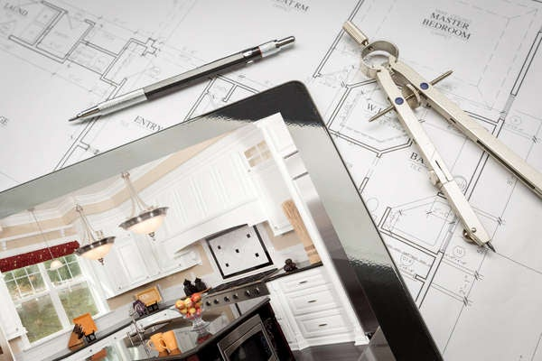 идеи планировки кухни