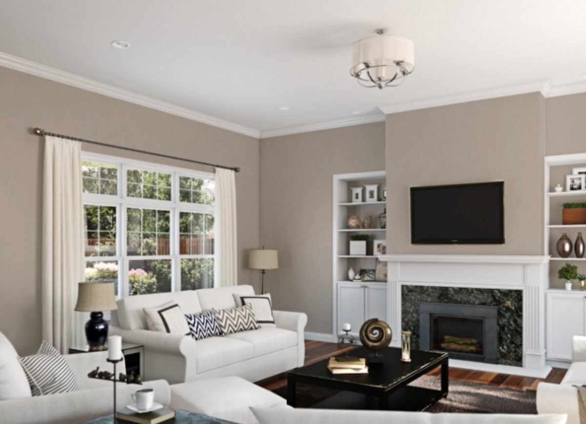 The Best Greige Paint Colors For A Warm Welcoming Home Bob Vila
