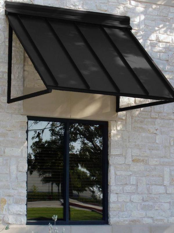 toldo de ventana lateral