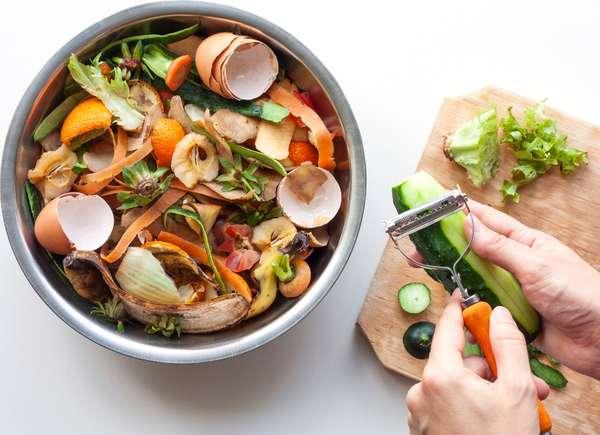 Cáscaras de vegetales