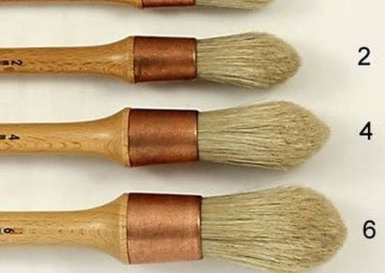 Perfect Brush, What Type Of Paint Brush For Kitchen Cabinets