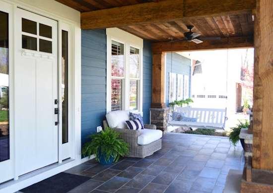 Porch Ideas 14 Inventive Design, Outside Porch Flooring