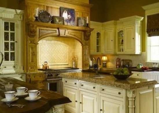 Столярные изделия для кухни