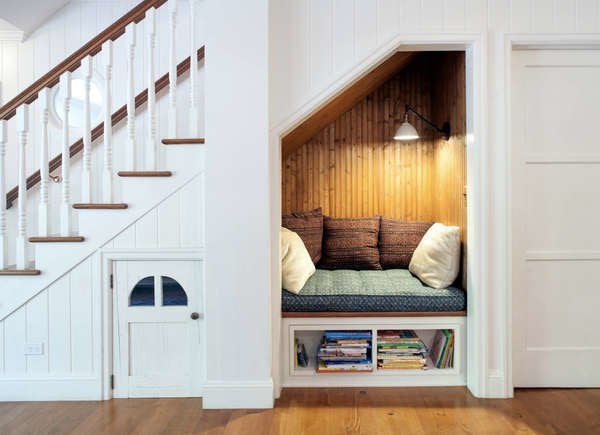 Under Stair Storage 17 Clever Ideas Bob Vila