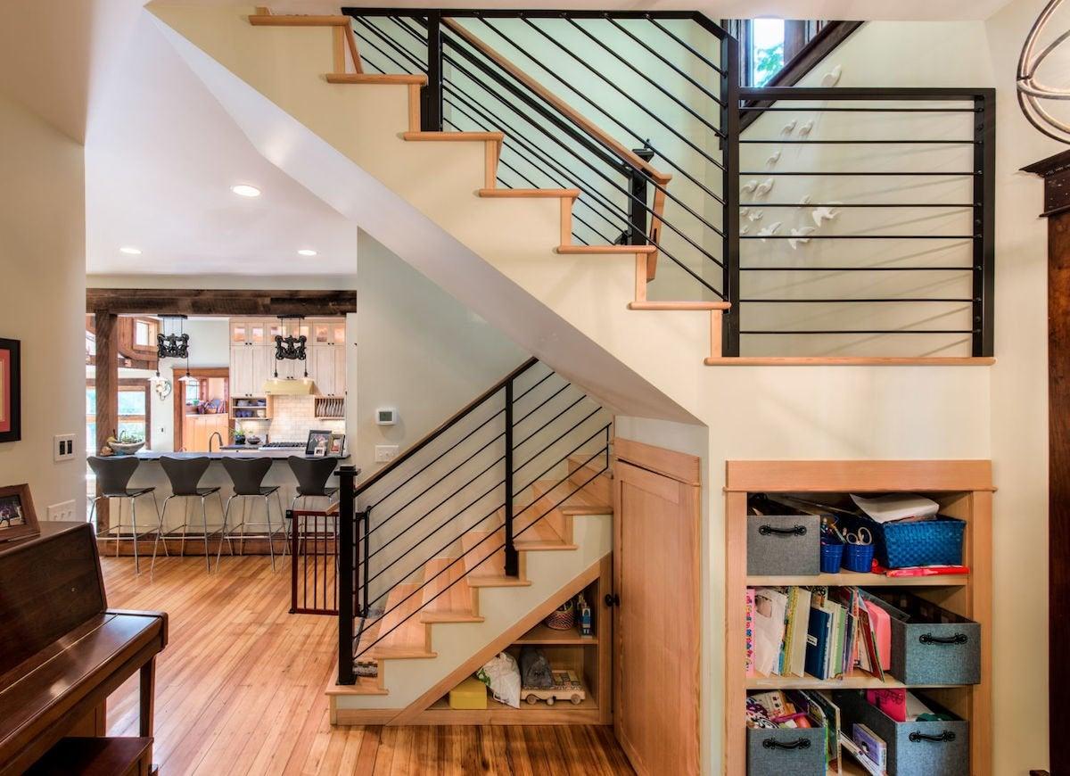 Under Stair Storage 17 Clever Ideas Bob Vila