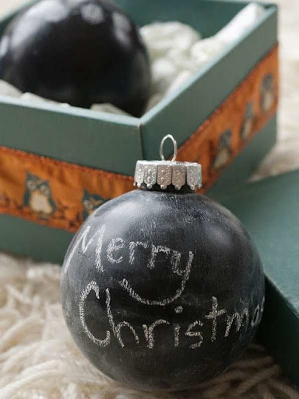 Diy Christmas Ornaments 50 Insanely Easy To Make Decorations Bob Vila