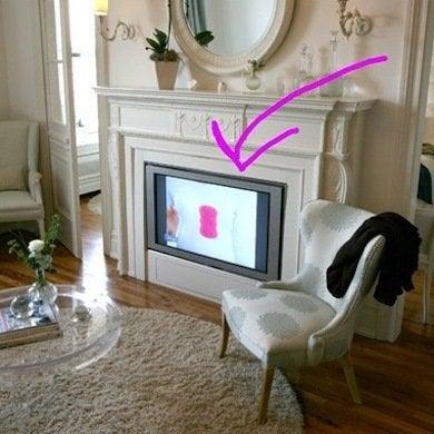 How To Hide A Flat Screen Tv 9 Ways, Hide My Tv Behind Mirror