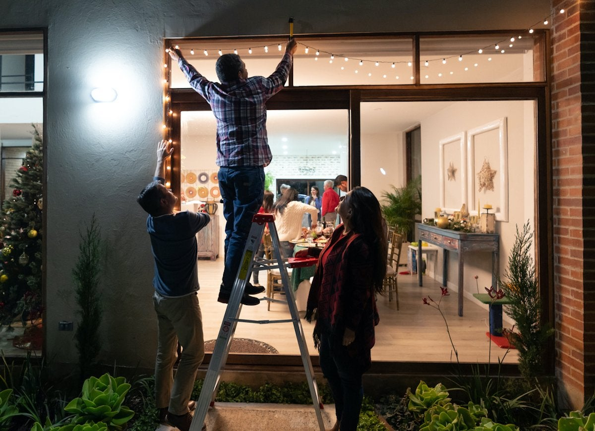 Holiday Lighting Hacks