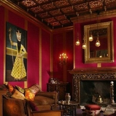 Red Rooms 34 Spaces Splashed With Crimson Bob Vila