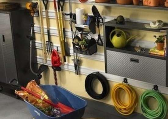Организованный гараж