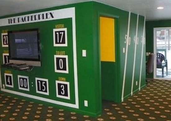Football Decor 10 Winning Football Rooms For Fans Of All Ages Bob Vila Bob Vila