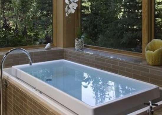Bathtub Ideas 10 Tubs Designed To, Images Of Garden Tubs
