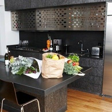 Kitchen Cabinet Alternatives, Missing Kitchen Cabinet Door Ideas