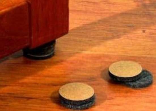 Коврики для мебели