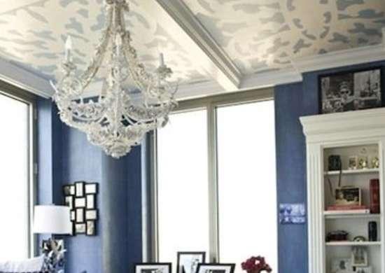 Painted Ceiling Ideas 11 Colors That Wow Bob Vila