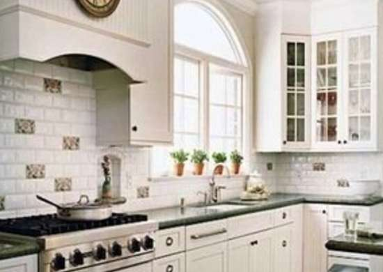 Painted Kitchen Cabinets 14 Reasons, Painting Kitchen Cabinets And Tiles