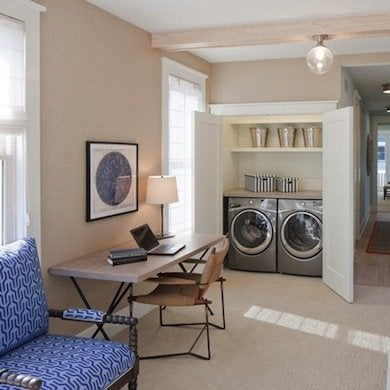 How to Make Any Room Into a Laundry Room