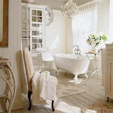 country bathroom ideas - 10 scene-stealing design