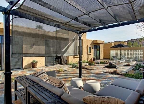 Patio Shades Ideas 10 Clever Ways To, Best Outdoor Shades For Privacy